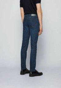 BOSS - DELAWARE3 - Slim fit jeans - dark blue - 2