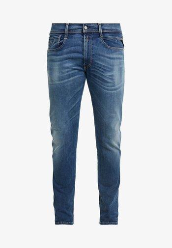 ANBASS HYPERFLEX BIO - Jeans slim fit - medium blue