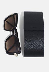 Prada - Sunglasses - dark brown - 3