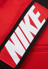 Nike Performance - TEAM DUFF  - Bolsa de deporte - university red/black/white - 2