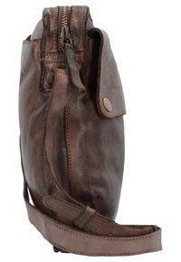 Harold's - SADDLE  - Across body bag - brown - 3
