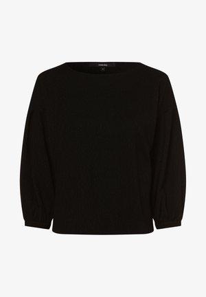 ULFI - Sweatshirt - schwarz