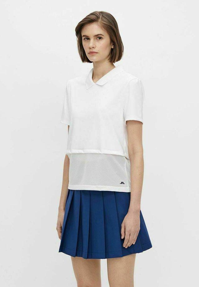 ESSI GOLF - Poloshirt - white