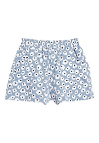 Next - BLUE/WHITE 3 PACK SHORTS (3MTHS-7YRS) - Shorts - blue - 3