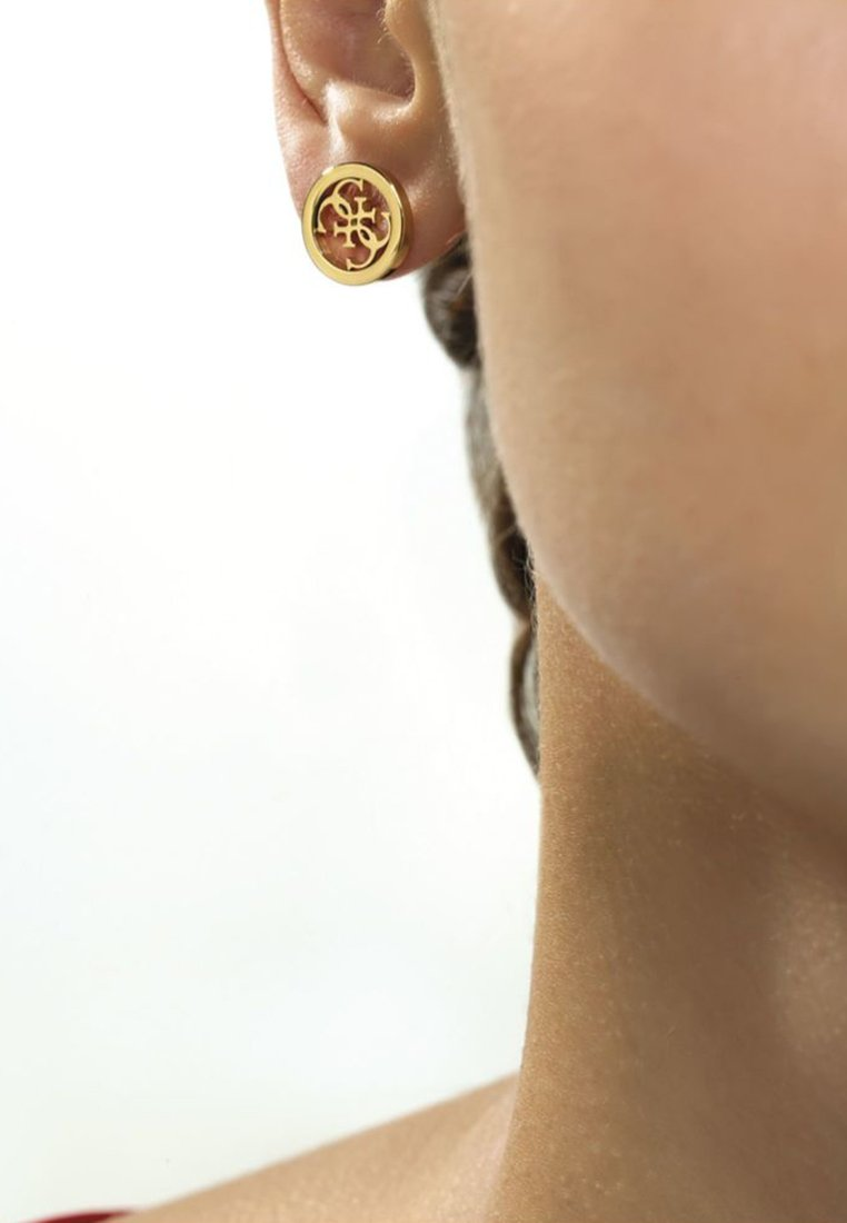Guess - Boucles d'oreilles - gold  coloured