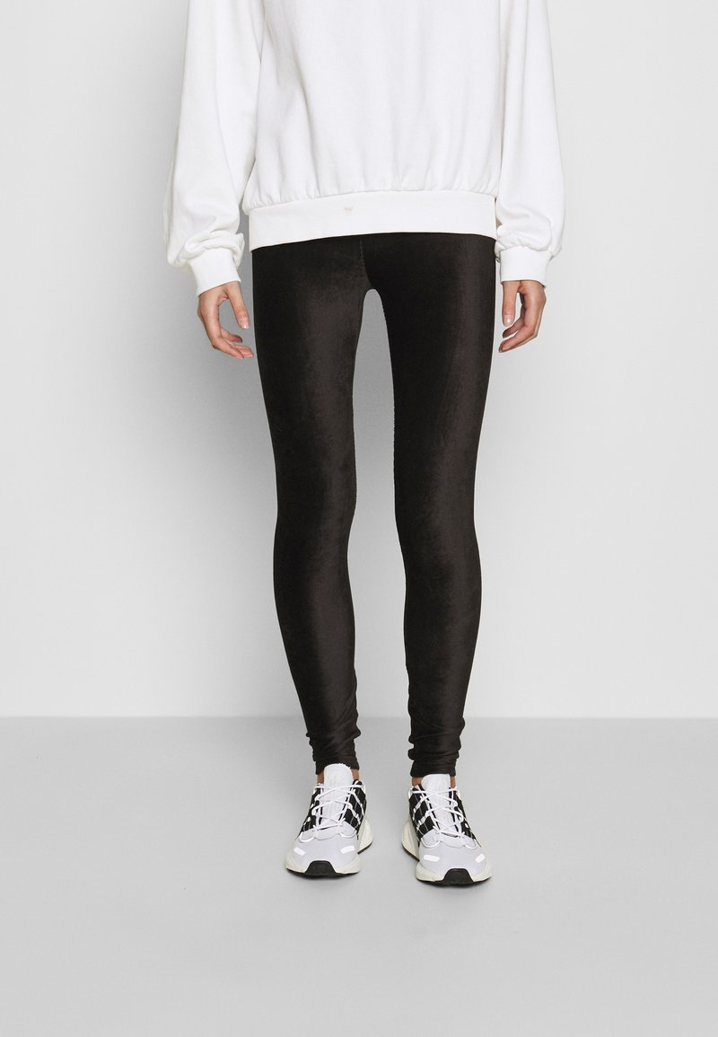 Dorothy Perkins - Leggings - Trousers - black