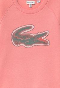 Lacoste - LOGO - Sweatshirt - bagatelle pink - 2