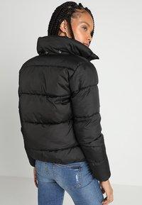 G-Star - MEEFIC SUNDU OVERSHIRT - Winter jacket - dark black - 4