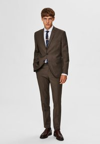 Selected Homme - Suit jacket - camel - 1