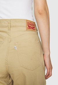 Levi's® - HIGH WAISTED CROP  - Relaxed fit jeans - incense sound - 4