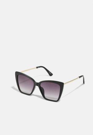 MIRIATHIEL - Okulary przeciwsłoneczne - black/gold-coloured multi