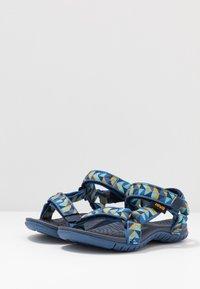 Teva - Sandales de randonnée - blue - 3