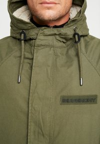 Superdry - WINTER AVIATOR  - Parka - deep depths - 5
