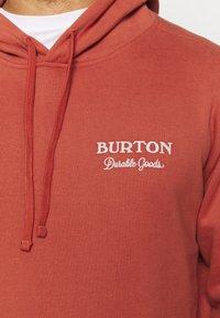 Burton - DURABLE GOODS - Hoodie - tandori - 5