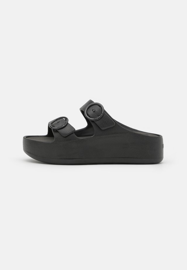 GAIA - Pantofle - black