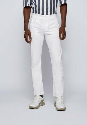 DELAWARE - Slim fit jeans - white