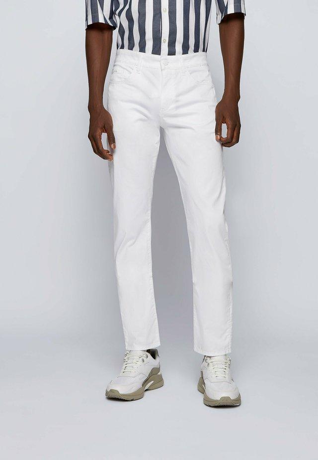 DELAWARE - Jeans slim fit - white
