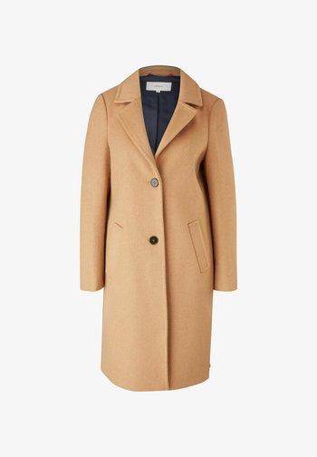 Classic coat - braun