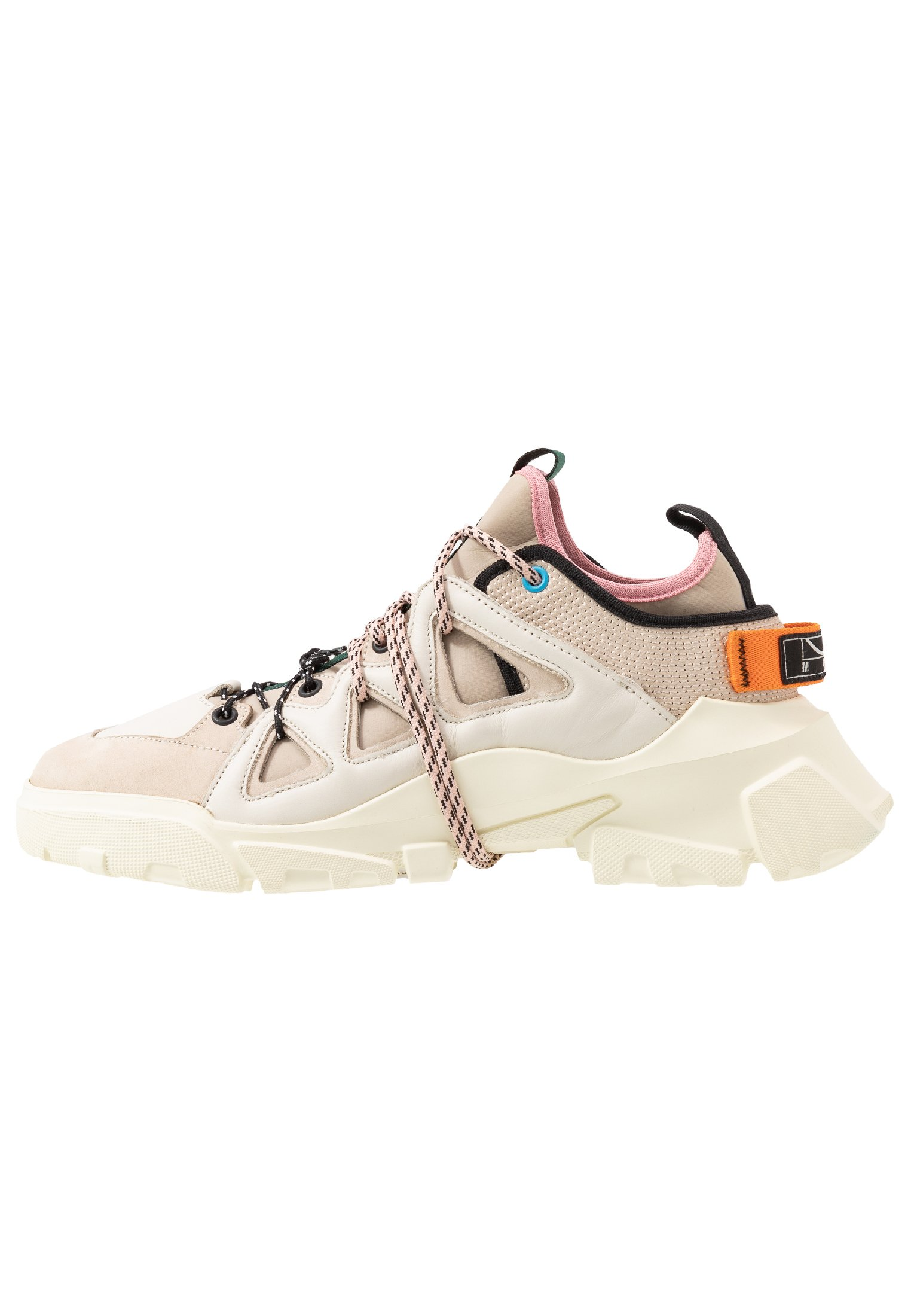 McQ Alexander McQueen ORBYT MID Joggesko offwhite