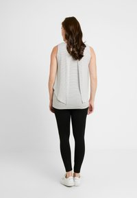 GAP Maternity - ESSENTIAL - Leggings - true black - 2