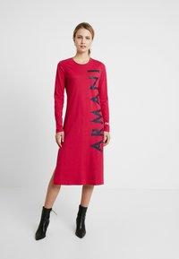 Armani Exchange - Jersey dress - rossana - 0