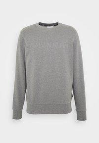 TONE LOGO  - Sweatshirt - mid grey heather