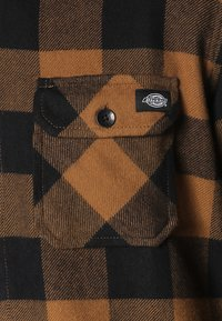 Dickies - SACRAMENTO - Camisa - brown duck - 5