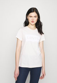 Levi's® - THE PERFECT TEE - T-shirt con stampa - scallop shell - 0