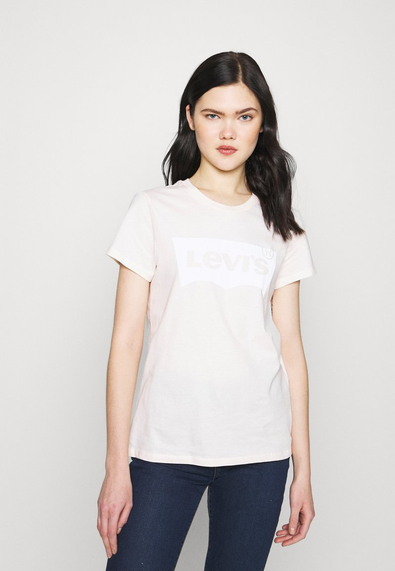 Levi's® - THE PERFECT TEE - T-shirt con stampa - scallop shell