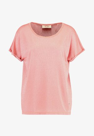 KAY TEE - Basic T-shirt - sugar coral