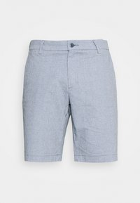 rieger blue chambray