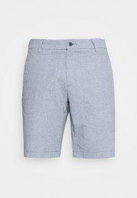 SMART SUPREME FLEX MODERN CHINO - Shorts - rieger blue chambray