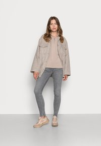 InWear - DALTON BLOUSE - Long sleeved top - simply taupe - 1