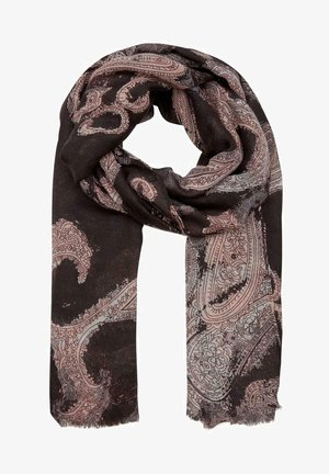 Scarf - black-mix