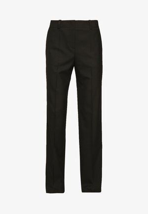 HULANA - Trousers - black
