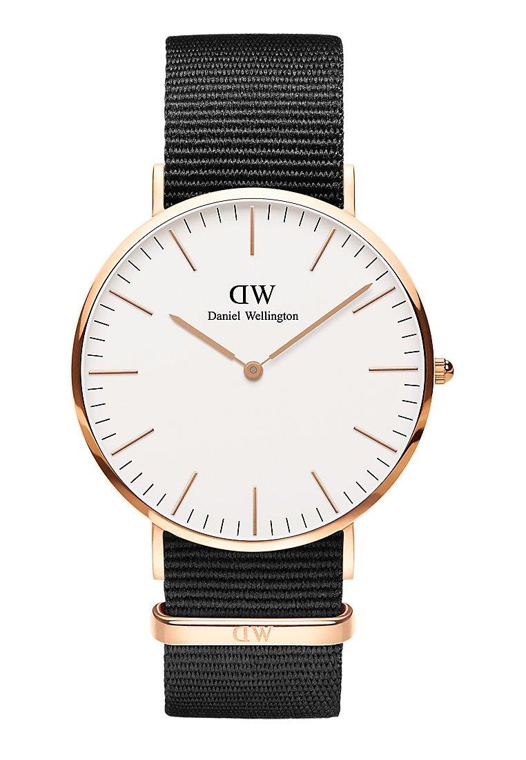 Daniel Wellington - Classic Cornwall 40mm - Horloge - gold