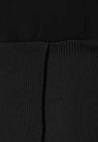 Sixth June - CORSET HOODIE - Sweatshirt - black - 2