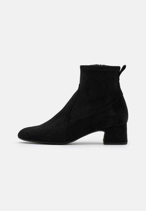LEZAMA - Kotníkové boty - black
