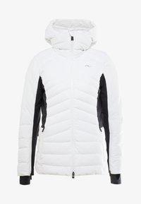 Kjus - WOMEN DUANA JACKET - Ski jacket - white/black - 6