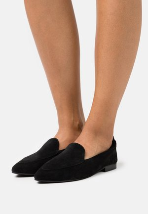 BIATRACY LOAFER - Nazouvací boty - black