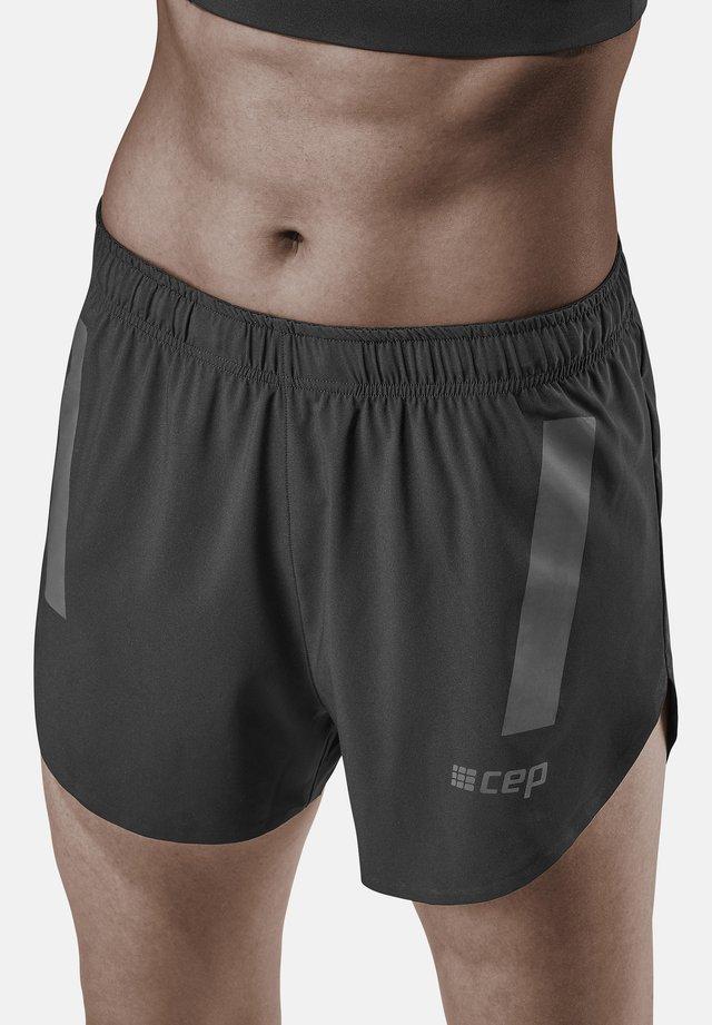 RACE - Sports shorts - black