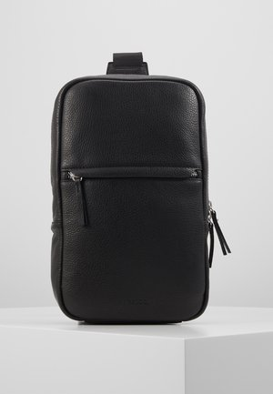 CROSSBODY BACK BAG - Across body bag - black