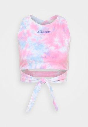 KRISTA - Top - pink