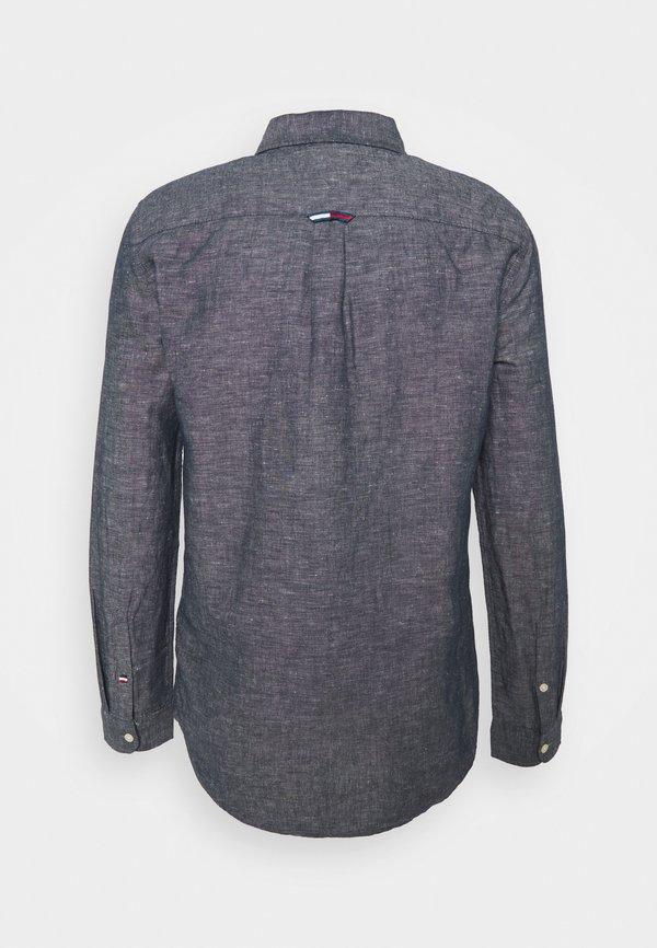 Tommy Jeans BLEND - Koszula - blue/granatowy Odzież Męska WVZA