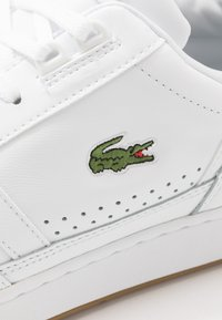 Lacoste - T-CLIP - Sneakers - white - 5