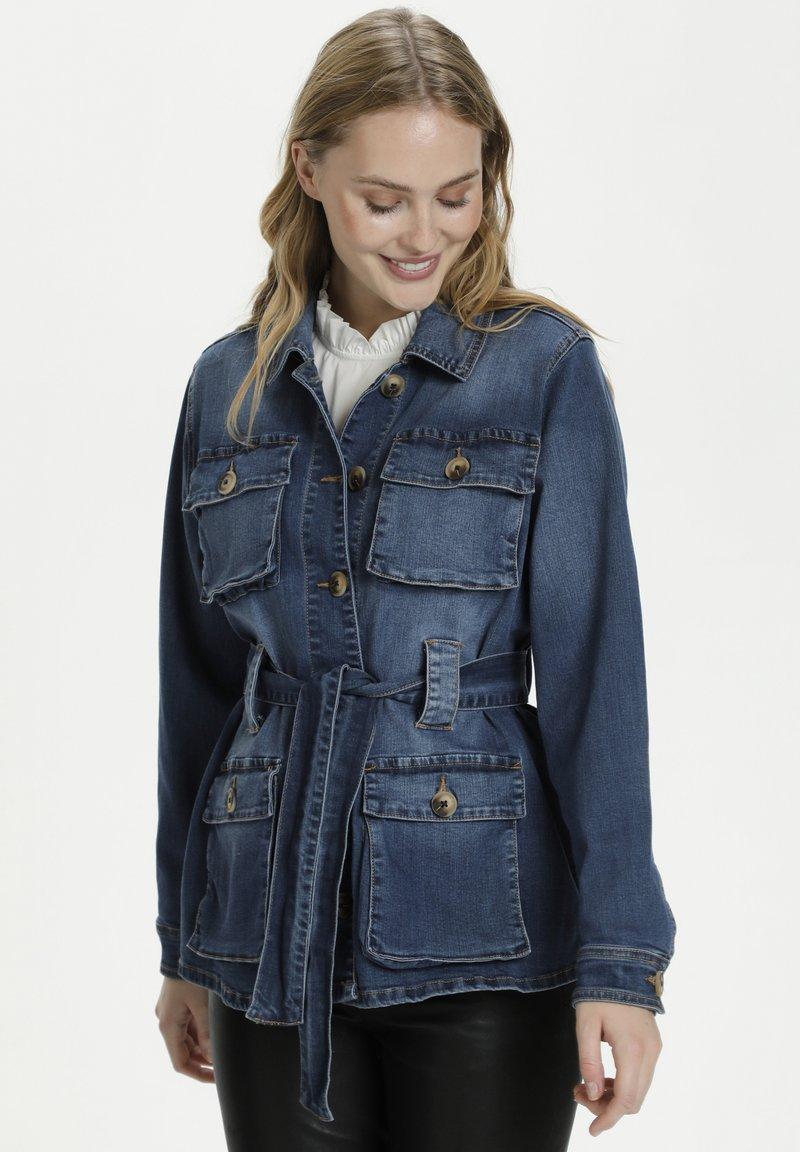 Culture - Denim jacket - blue wash