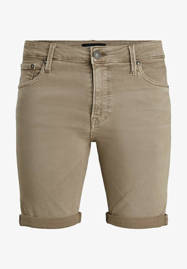 Shorts vaqueros - braun