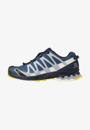 XA PRO 3D V8 GTX - Trail running shoes - dark denim/navy blazer/vanilla