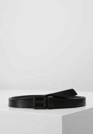 BOYFRIEND BELT - Pásek - black
