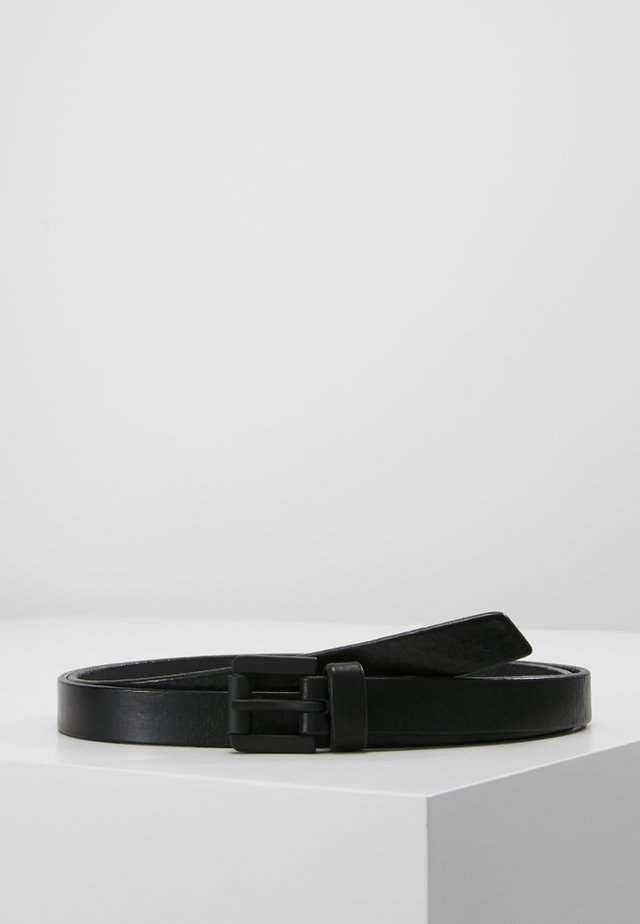 BOYFRIEND BELT - Belt - black